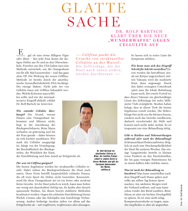 flair | Beauty Academie | Glatte Sache