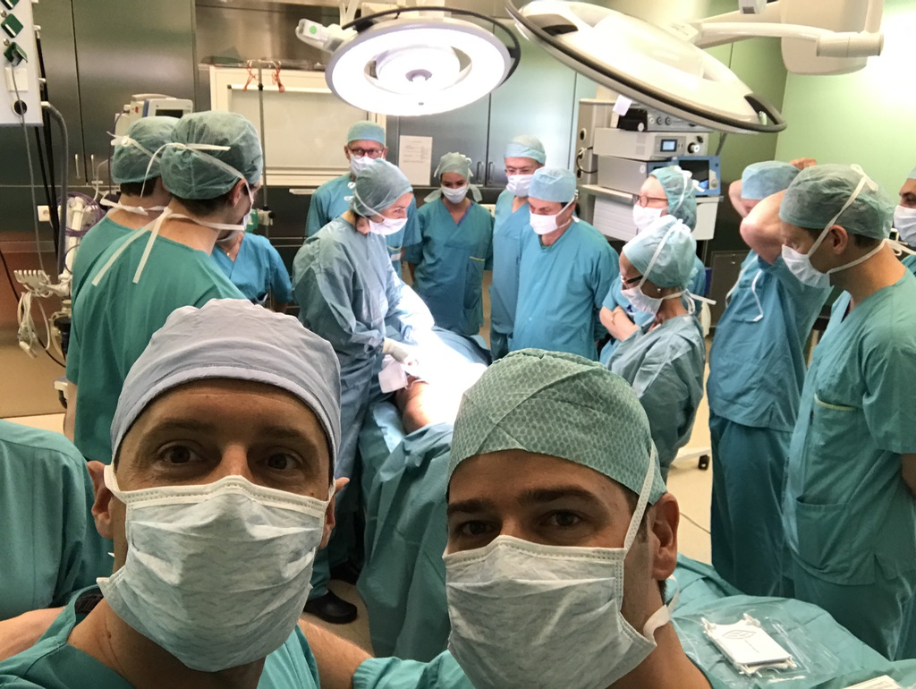 Cellfina Team Wien Dr. Rolf Bartsch Dr. Ben Gehl