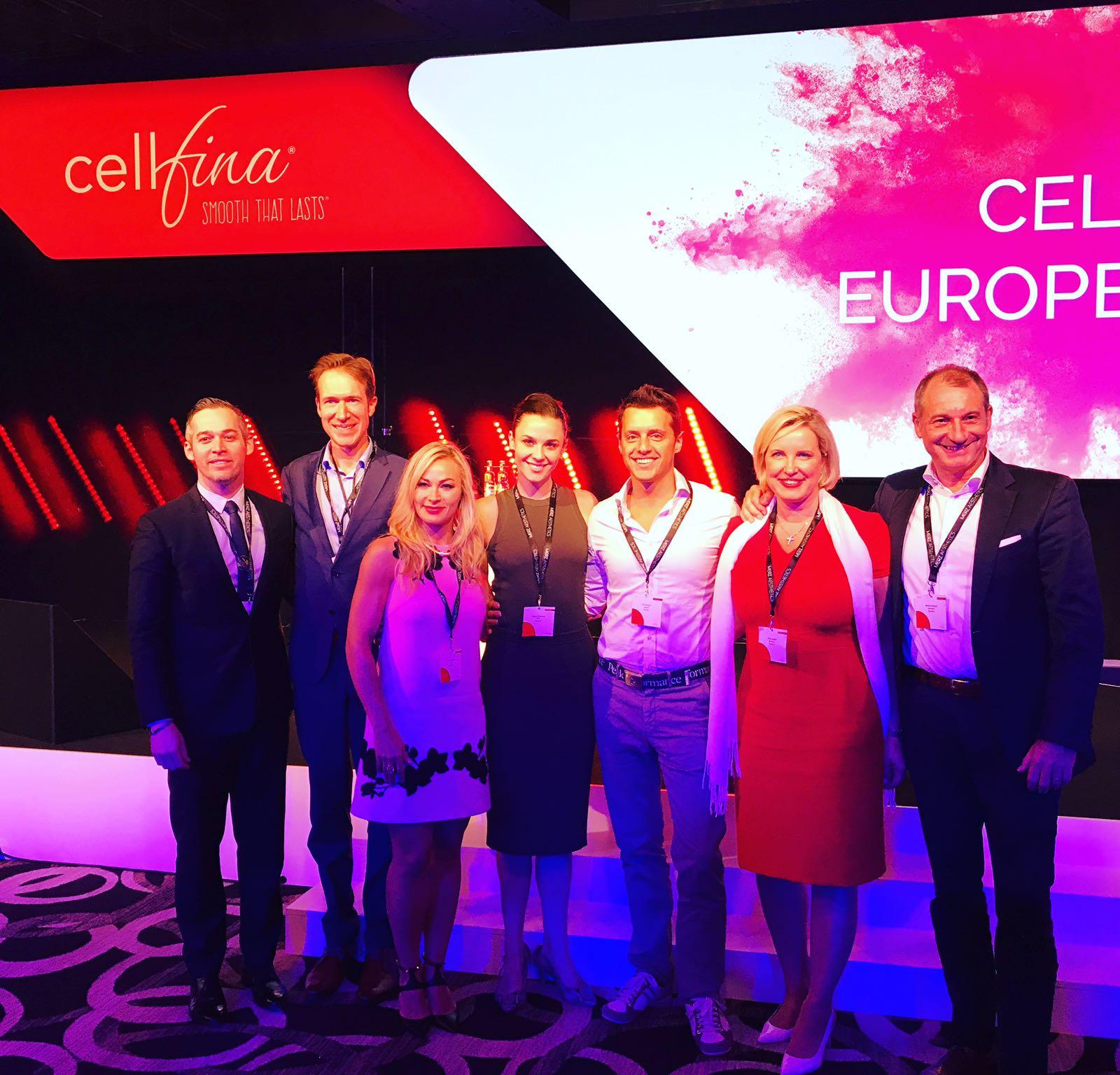 SDr. Rolf Bartsch Cellfina Launch Europa Mainz 2017